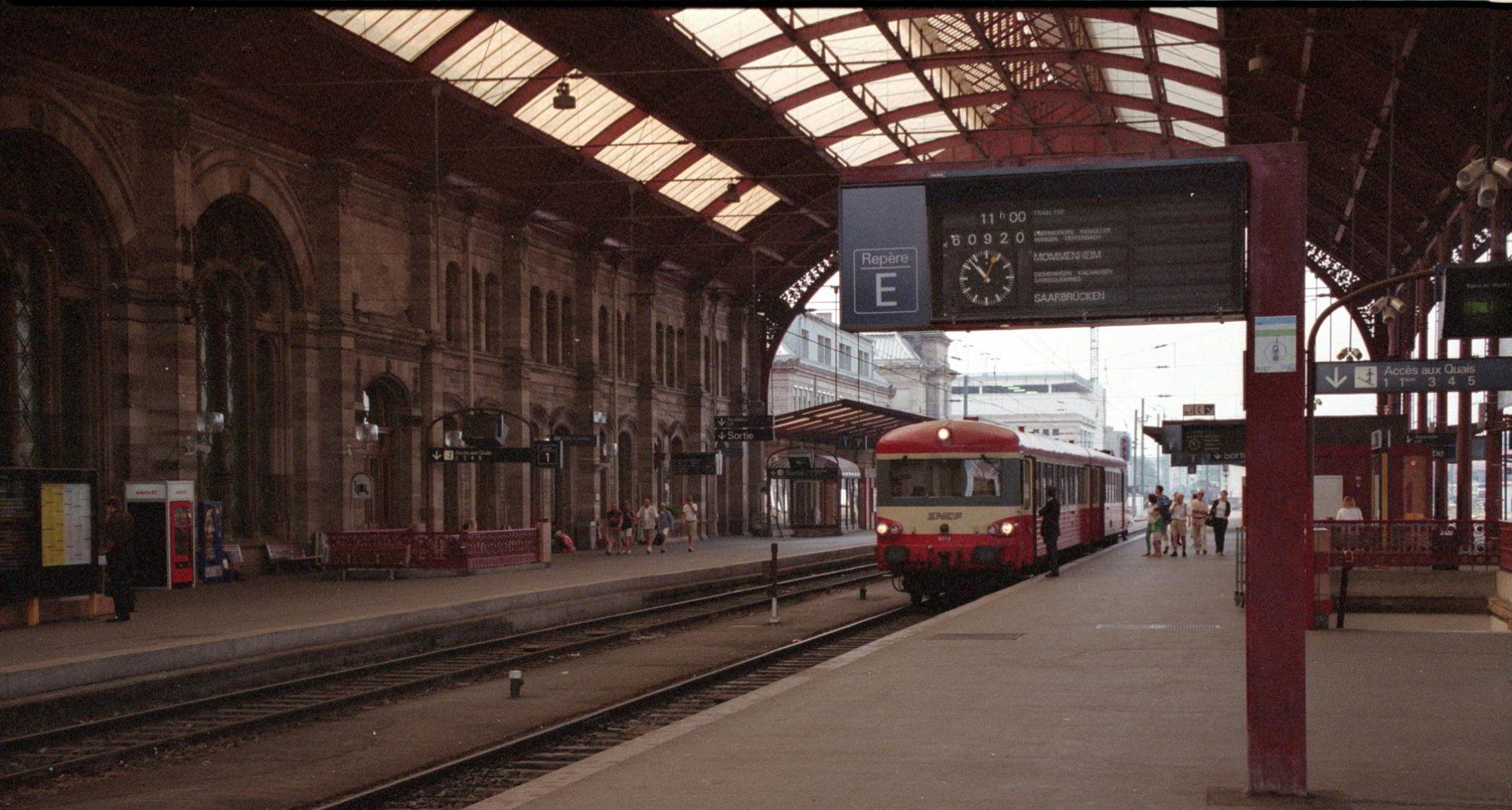 Photos de trains